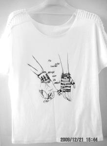 T shirt Drawing