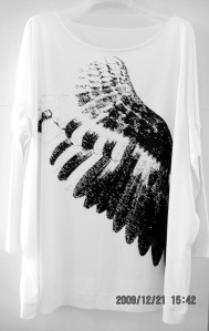 T shirt Wing