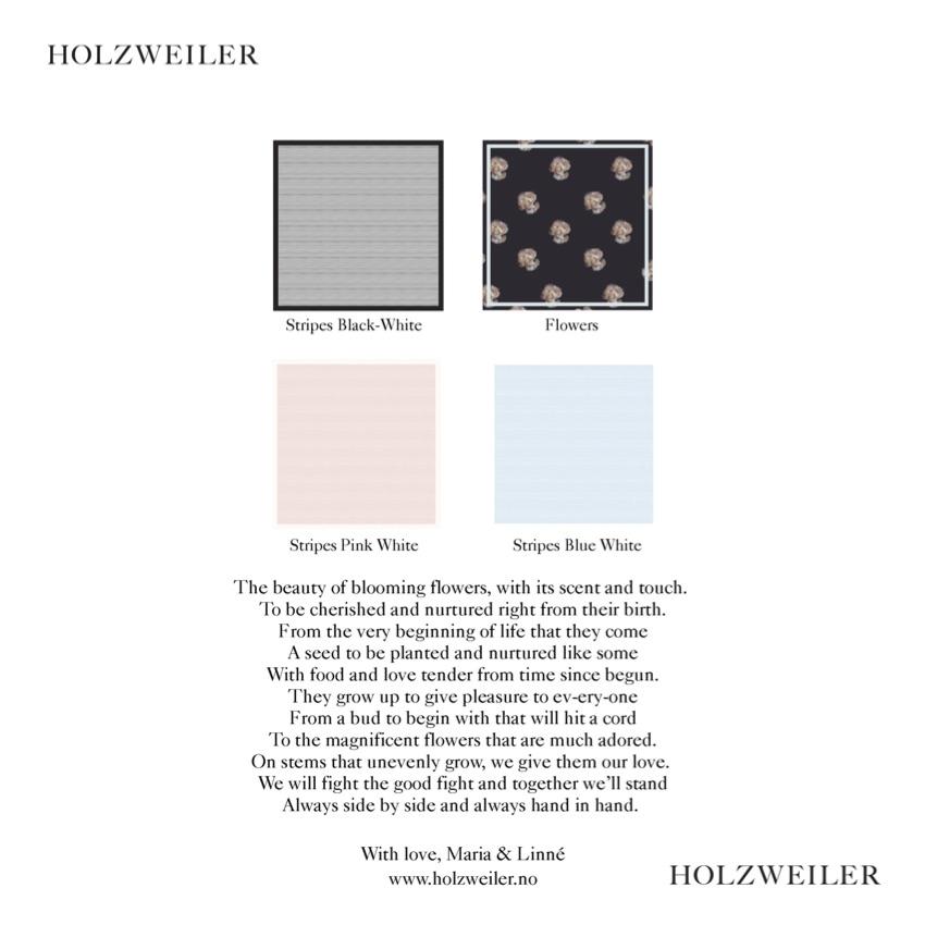 HOLZWEILER SILK SCARVES SS15-5